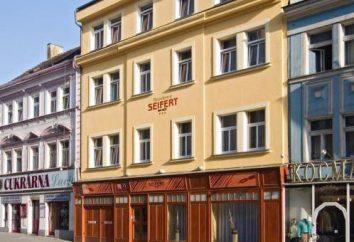 Hotel Seifert 4 * (Praga, Repubblica Ceca) le foto e recensioni