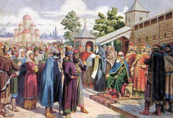 La fioritura dell'antico stato russo sotto Yaroslav the Wise: storia