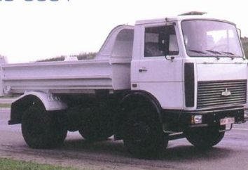Tipper MAZ-5551