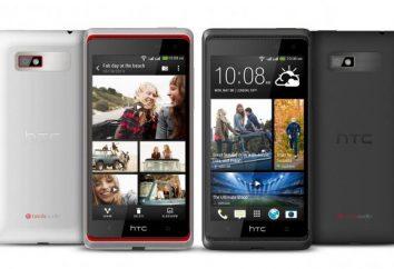HTC 600 Dual Sim. Telefon komórkowy HTC Desire 600 Dual Sim