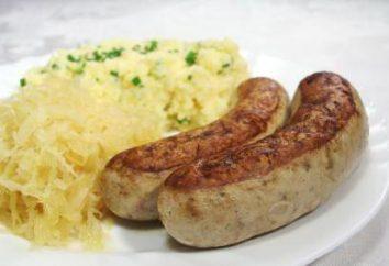 Receita de chucrute cozida em alemão. Como fazer um delicioso prato?