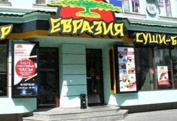 """Restaurant """"Eurasia"""" – zu gehen oder nicht gehen?"""