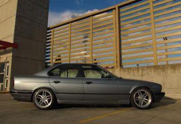 BMW E34. BMW E34: especificaciones, fotos