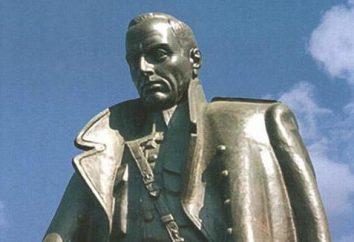 Pomnik Kolchaka w Irkucku (zdjęcie)