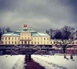 Historia Rosji: Pałac Menshikov