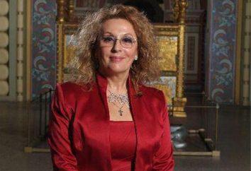 Vragova Swietłana: styl dyrektor retroavangarda
