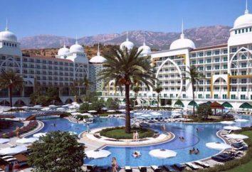 Hotel Alan Xafira Deluxe Resort & Spa 5 *, Turcja, Alanya: opinie, opisy, specyfikacje i opinie