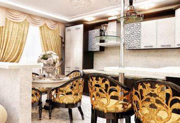 Cucina in stile Art Deco – insolito, elegante, impressionante