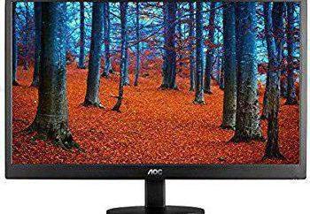 Tani monitora komputera. Przegląd niedrogie monitory, wskazówki dotyczące wyboru