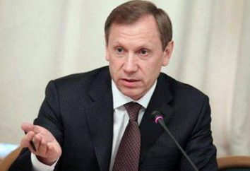 Político Igor Nikolaevich Rudensky: biografia, atividades e fatos interessantes