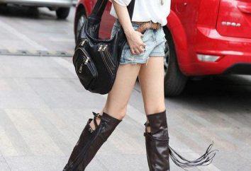 Da quello di indossare stivali con un tacco (foto)?