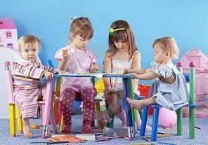 Grupo de curta estadia no jardim de infância: benefícios para crianças e pais