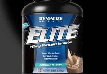 Suplemento alimentar Elite Whey Protein: avaliação da qualidade do produto