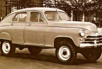 """""""Pobieda"""" GAZ-M72 – duma radzieckiego przemysłu samochodowego"""