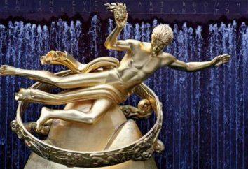 Wer ist Prometheus? Das Bild von Prometheus in Literatur und Kultur