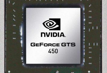 Karta graficzna Geforce GTS 450: dane techniczne, opinie