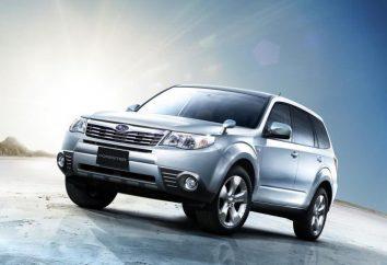 """""""Subaru Forester"""" (2007): especificações e comentários dos proprietários"""