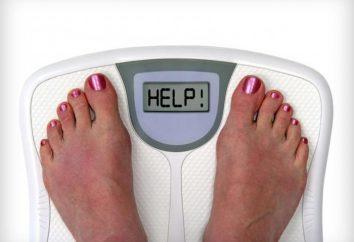 Je ne peux pas perdre du poids. Que faire?