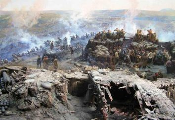 La guerra di Crimea: una breve circa le cause e posledsvy
