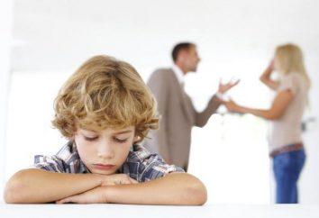 Comment est la procédure de divorce en présence d'enfants mineurs