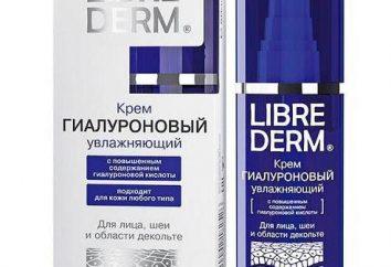 Librederm (creme hialurônico): comentários de clientes