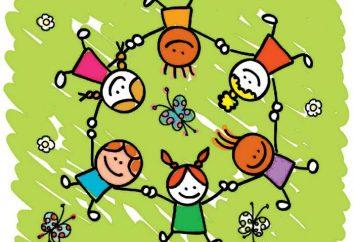 Poznawczy rozwój GEF w przedszkolu. Rozwój aktywności poznawczej