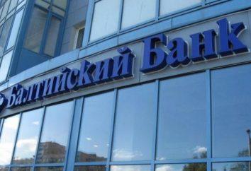 « Banque Baltique »: problèmes avec la « Banque centrale » (2014)