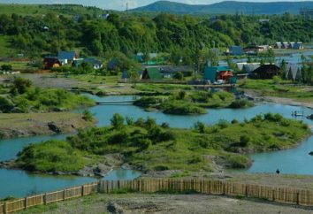 Onde ir de férias bem-estar? Solotvyno (Transcarpathia, Ucrânia)