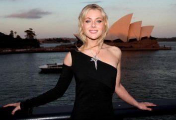 l'actrice australienne Dzhessika Mare
