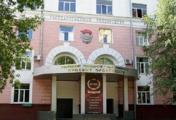 Moscow State University Produkcji Żywności (MGUPP)