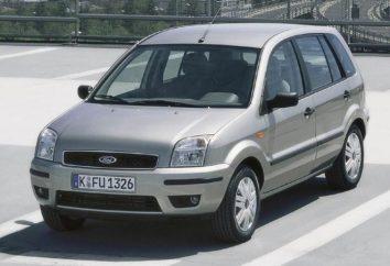 Spécifications « Ford Fusion » première génération