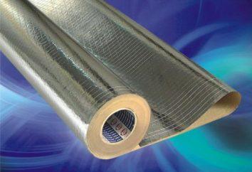 L'utilisation de la barrière à la vapeur « de IZOSPAN » pour le toit et le mur
