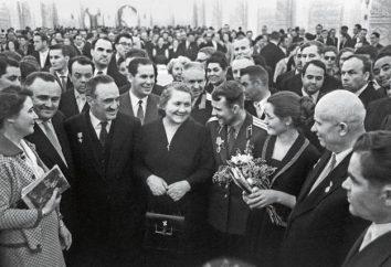 Nina Petrovna Hruscheva – la femme du premier secrétaire du PCUS