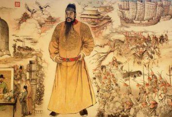 Starożytny świat: gdzie był Chiny?