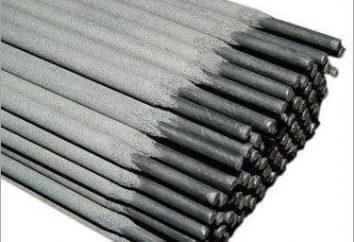 Elettrodo – un'asta di metallo rivestito con un particolare destinato per la saldatura