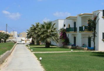 Hotel Kalia Beach Hotel 3 * Gouves (Grecia / Creta): descripción, servicios, opiniones