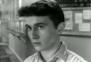 Le film « Les aventures de croulante »: les acteurs représentés la jeune génération des années soixante