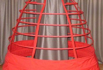 Crinoline, c'est: une belle robes alternatives de conception ou juste une mode?