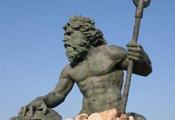 Como para comemorar o dia de Netuno no campo?