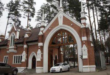 Barvikha – Moscovo ou área?