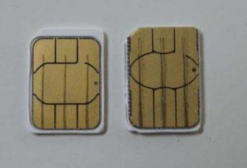 Cómo cortar la tarjeta SIM por el micro-SIM a sí mismo?