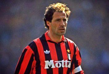 Franco Baresi: biografía de fútbol, logros deportivos
