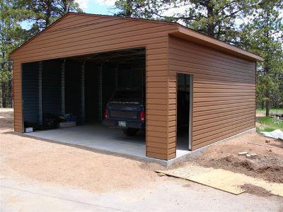 Projekt Znajduje Się Garaż Na 2 Samochody Optymalne Wymiary I