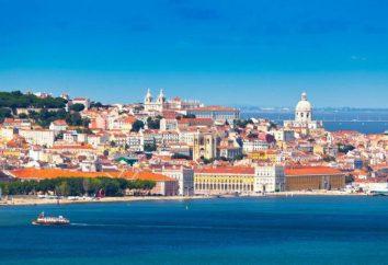 Castelo de São Jorge. Atracções em Lisboa