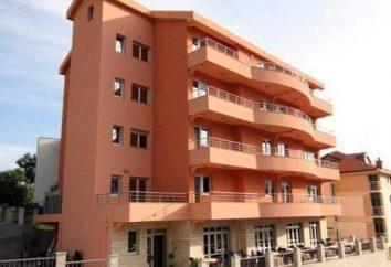 Hotel Stella di Mare 4 * (Budva, Montenegro): Bewertungen, Beschreibungen und Bewertungen