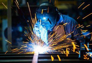 Soudage des structures métalliques: la technologie et les caractéristiques