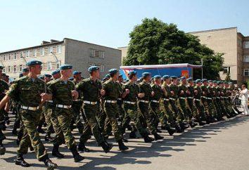 Riazań Airborne szkoły: wejście, przysięga, wydziały, adres. Jak wejść na Riazań Wyższa Szkoła Airborne polecenia?