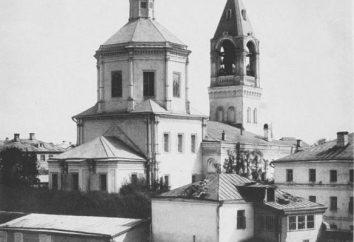 Świątynia Eliasza Proroka w Obydensky Lane: Historia i nowoczesność