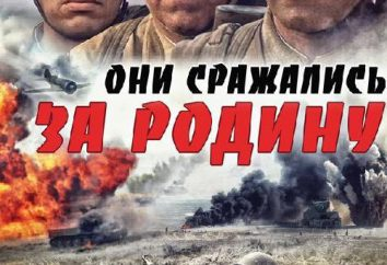 """Sommario: """"Hanno combattuto per la patria"""" (Mikhail Sholokhov)"""
