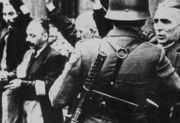 El levantamiento en el ghetto de Varsovia: historia, rasgos, consecuencias y hechos interesantes